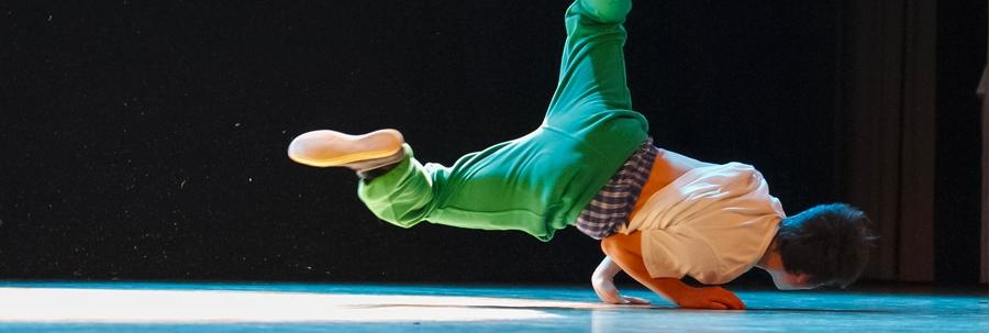 Insegnante Urban Dance