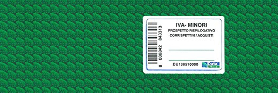 Registro IVA Minori